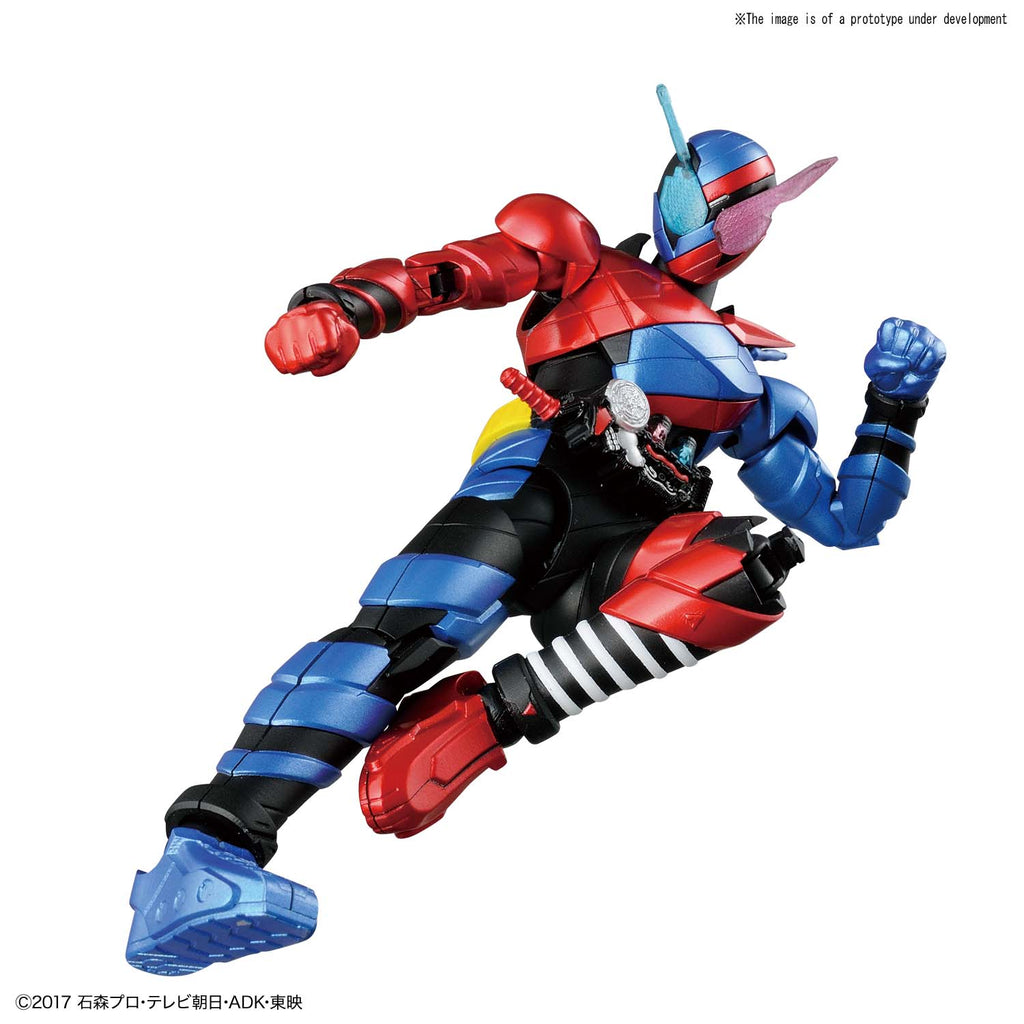 Figure-rise Standard Kamen Rider Build [Rabbit Tank Form]