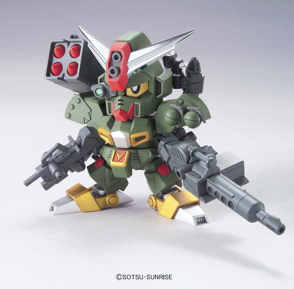 BB375 Legend BB Commando Gundam
