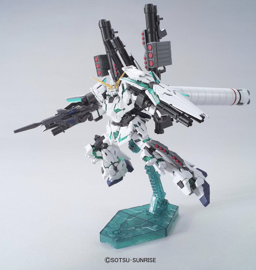 HGUC Full Armor Unicorn Gundam (Destroy Mode)