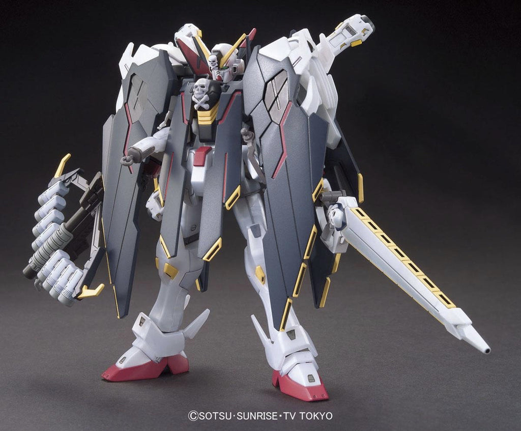 HGBF Crossbone Gundam X1 Full Cloth TYPE.GBFT