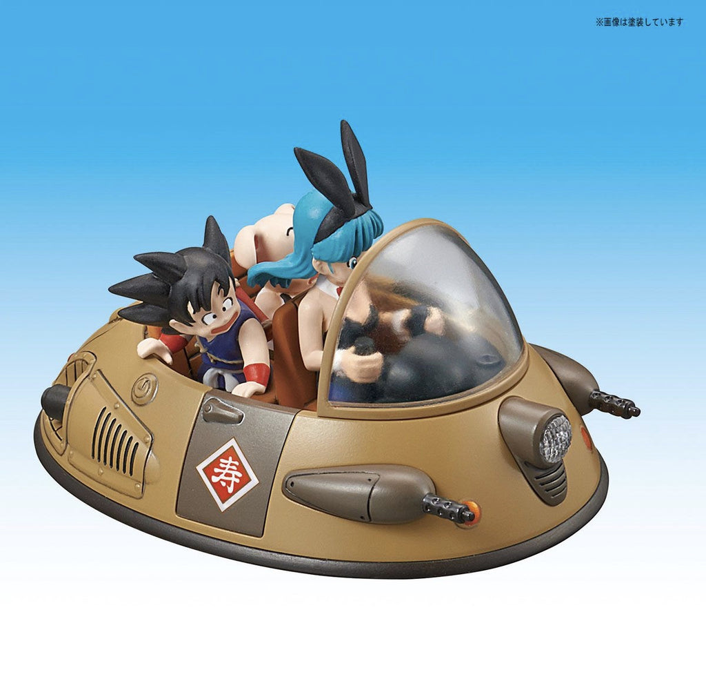 Mecha Collection Dragon Ball Vol 2 Gyu-Mao`s Car