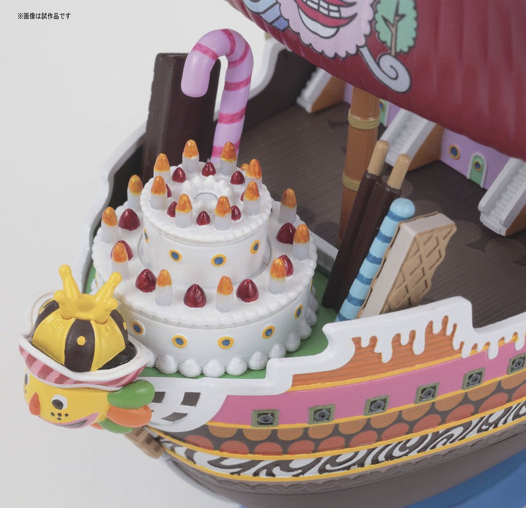 One Piece Grand Ship Collection: Queen Mama