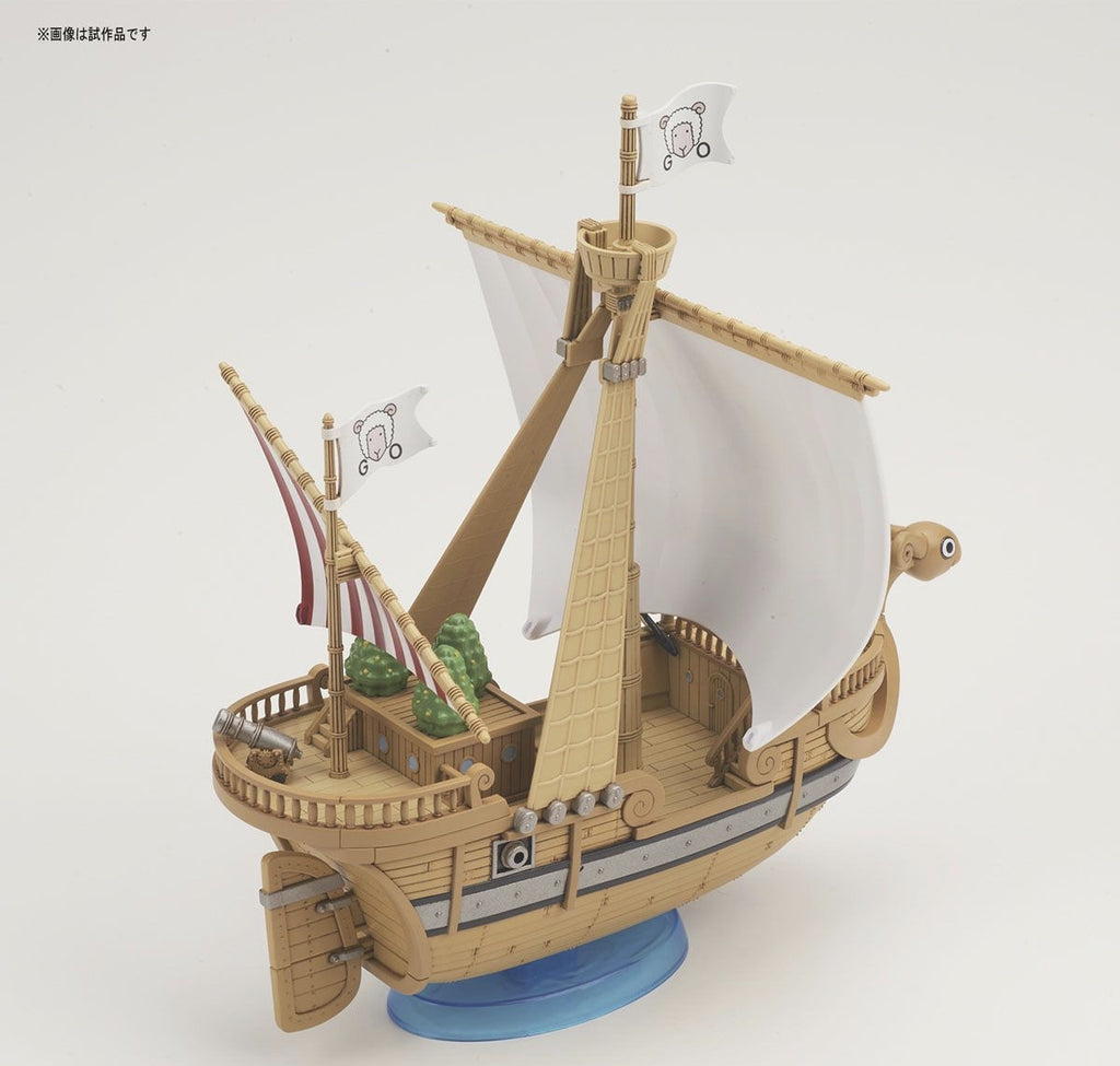 One Piece Grand Ship Collection: Going Merry Memorial Color Ver
