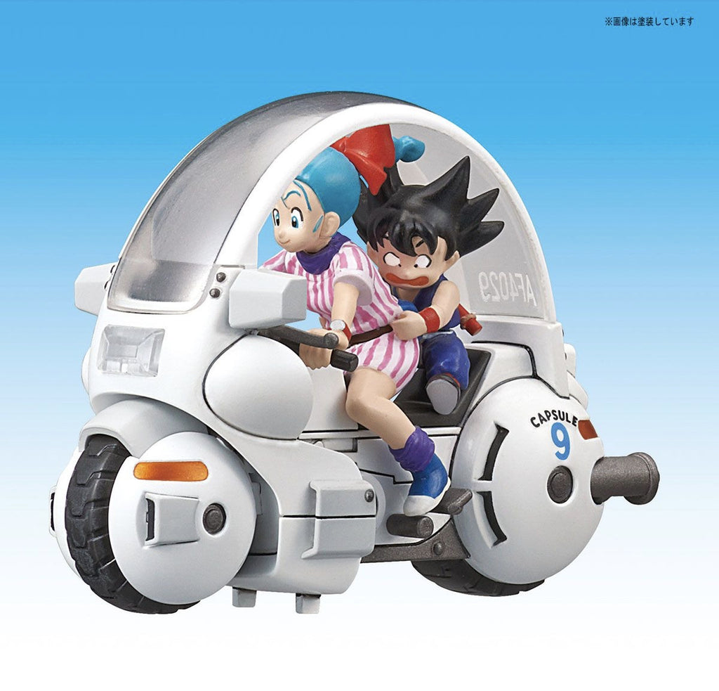 Mecha Collection Dragon Ball Vol 1 Bulma's Capsule No.9 Bike