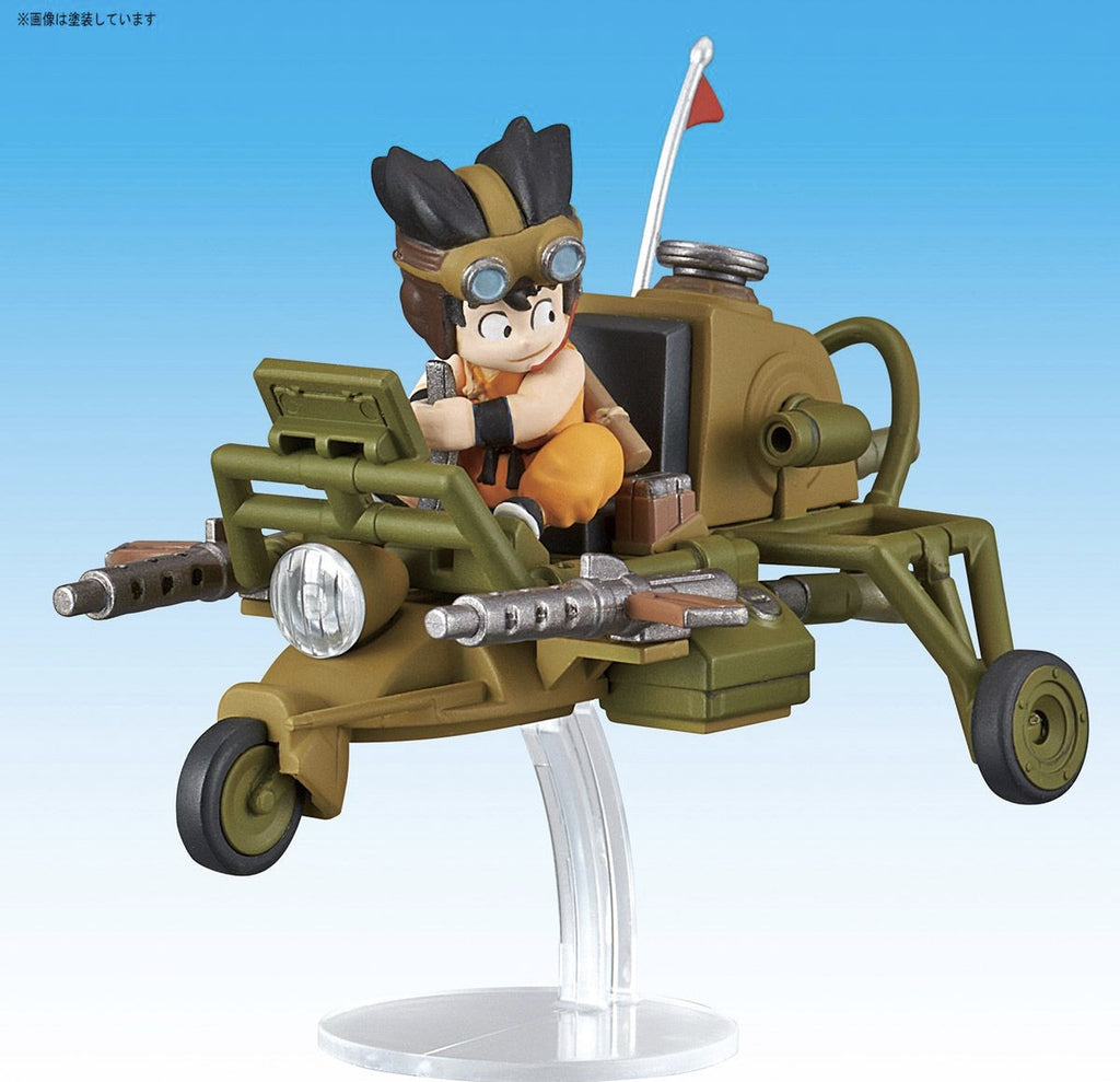 Mecha Collection Dragon Ball Vol 4 Son Goku's Jet Buggy