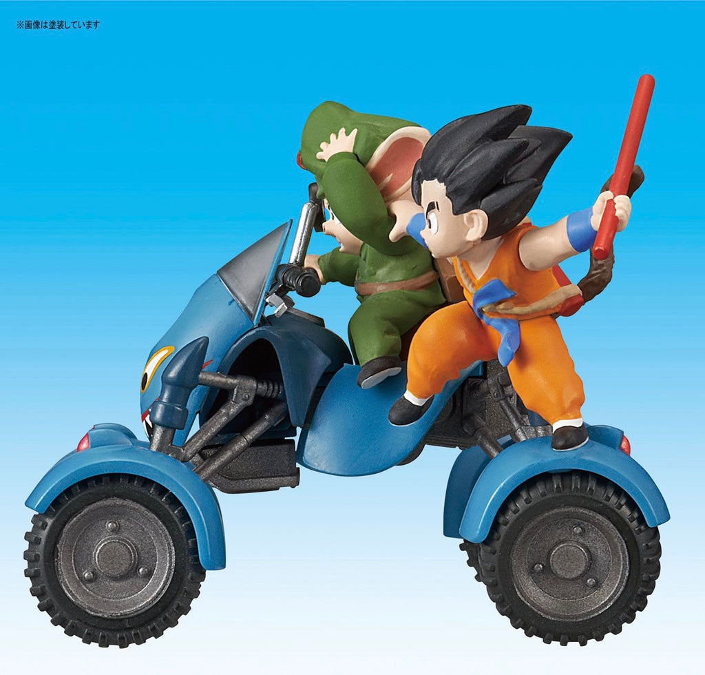 Mecha Collection Dragon Ball Vol 6 Oolong's Road Buggy