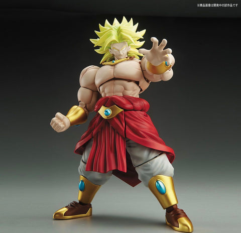[Pre-Order] Figure-rise Standard Legendary Super Saiyan Broly [ETA Jan/Feb'18]