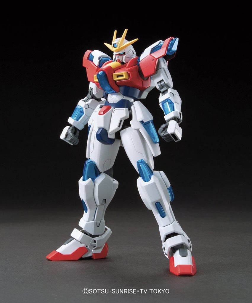 HGBF Try Burning Gundam