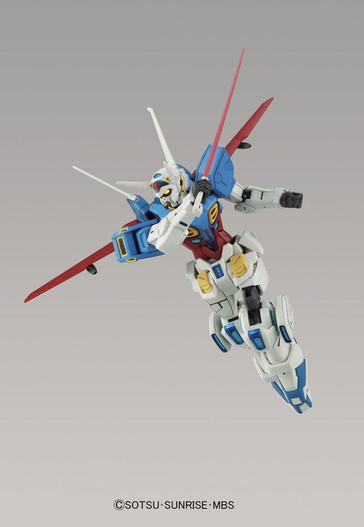 HG Gundam G-Self (Atmosphere Pack Equipped)