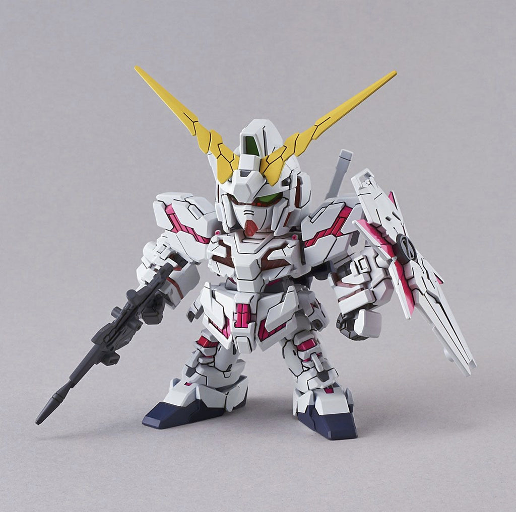 SD Gundam EX-Standard Unicorn Gandam (Destroy Mode)
