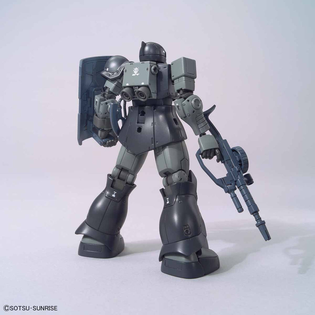 HG Zaku I (Kycilia's Forces) (The Origin)