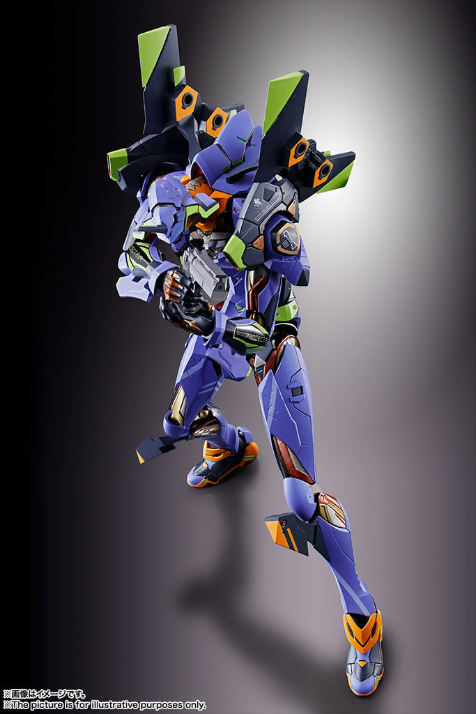 Metal Build Evangelion Unit-01