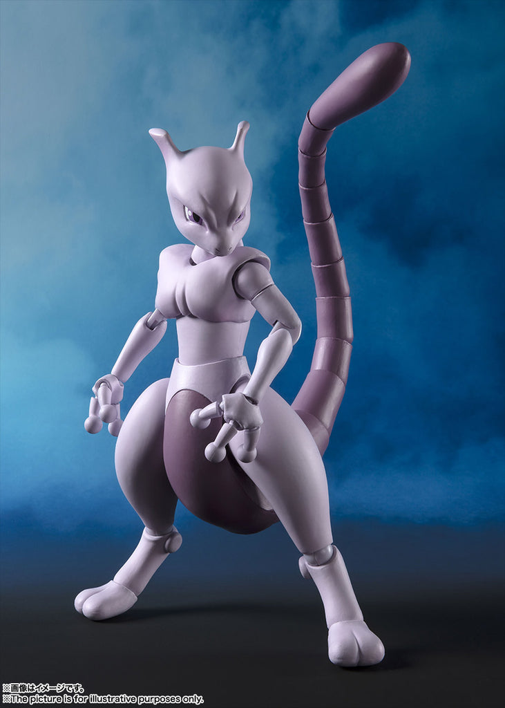 S.H.Figuarts Mewtwo -Arts Remix-