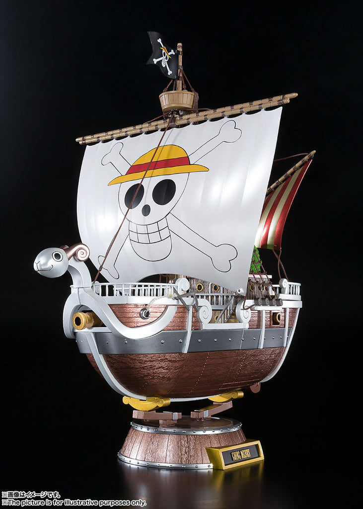 Chogokin Going Merry -One Piece Animation 20th Anniversary Memorial Edition-