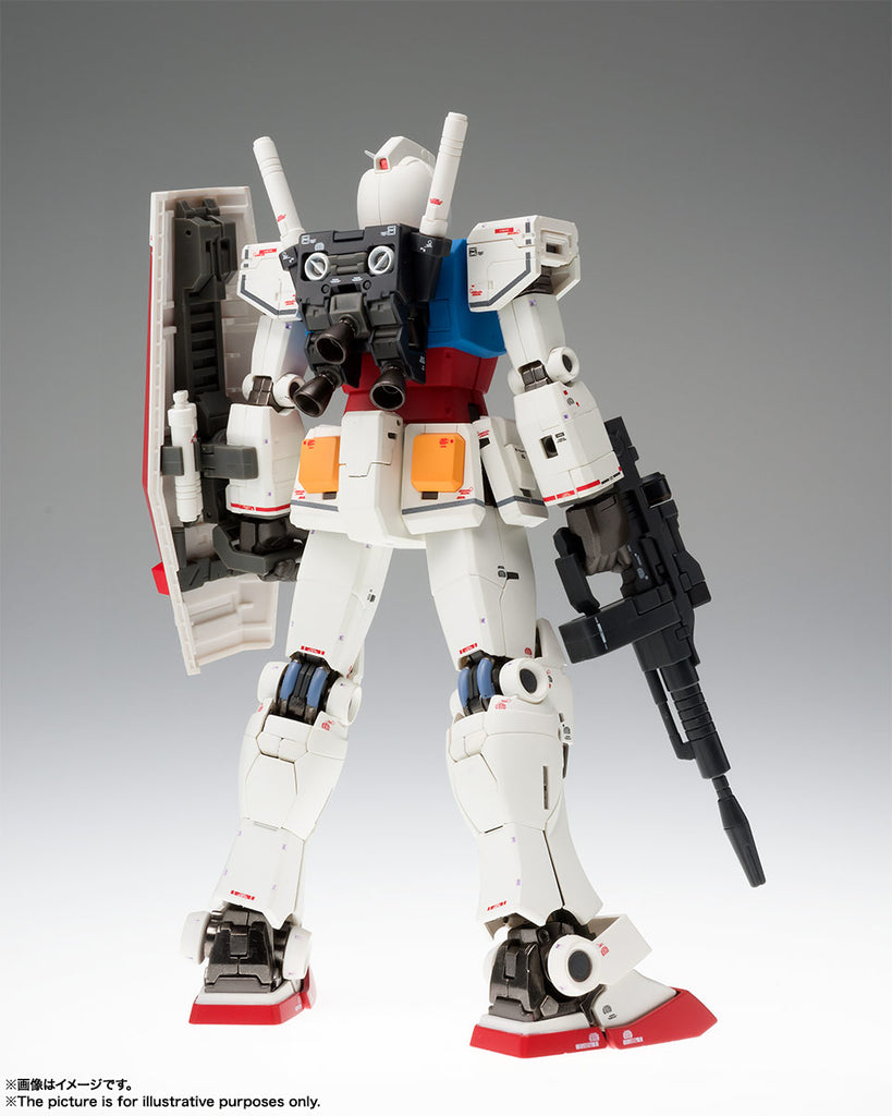Gundam Fix Figuration Metal Composite RX78-02 Gundam (40th Anniversary Ver.)