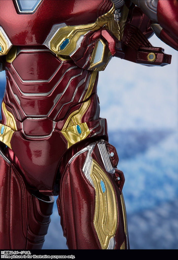 S.H.Figuarts Iron Man Mark 50 Nano Weapon Set 2