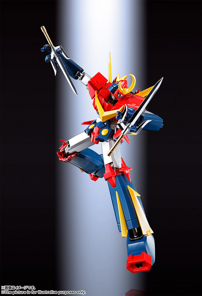 Soul of Chogokin GX-84 Invincible Super Man Zambot 3 F.A.