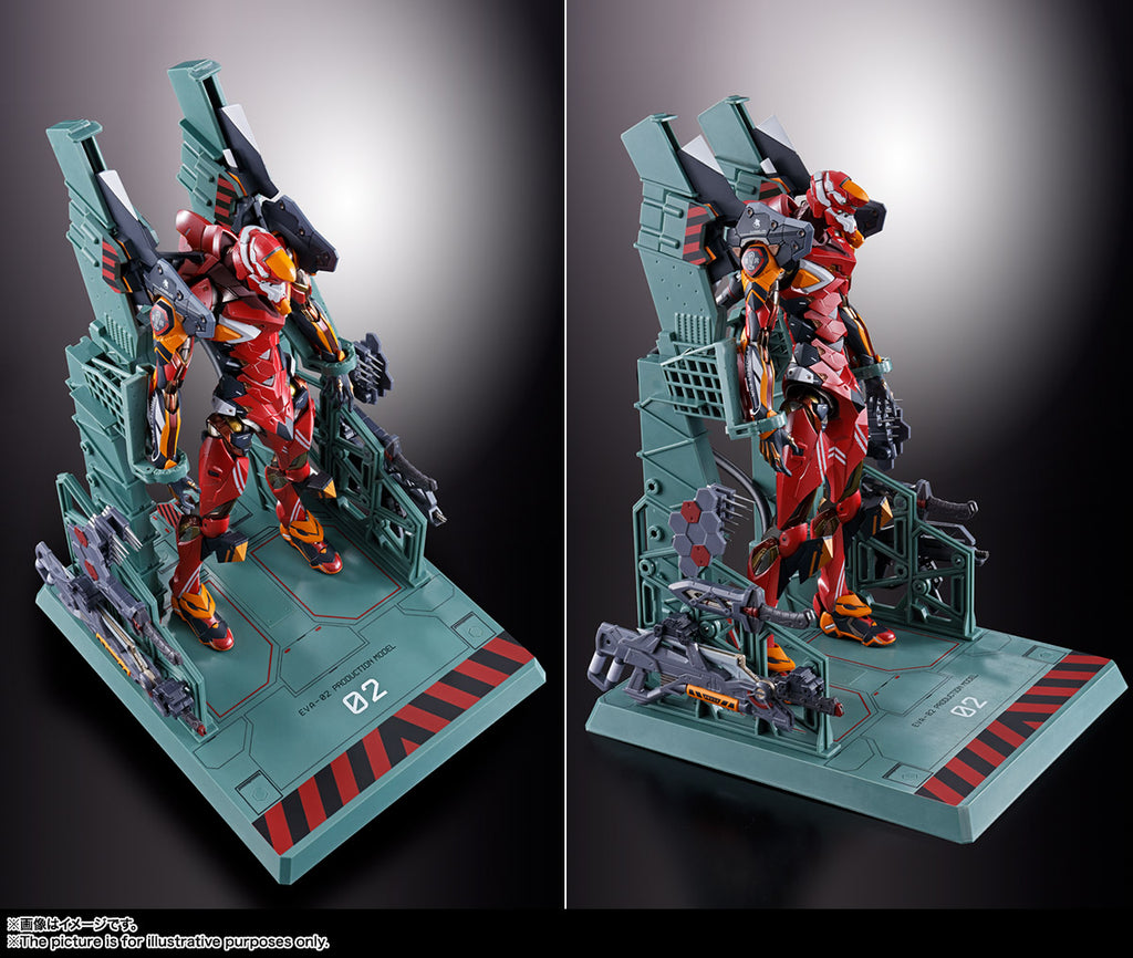 Metal Build Evangelion Unit-02