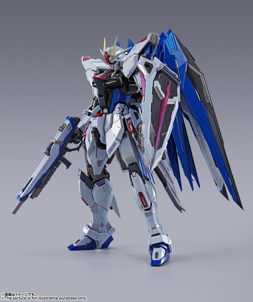 Metal Build Freedom Gundam Concept 2