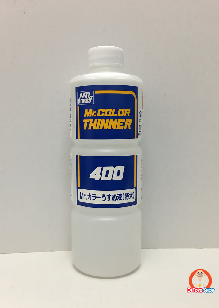 Mr Hobby Mr. Color Thinner (400ml) T-104