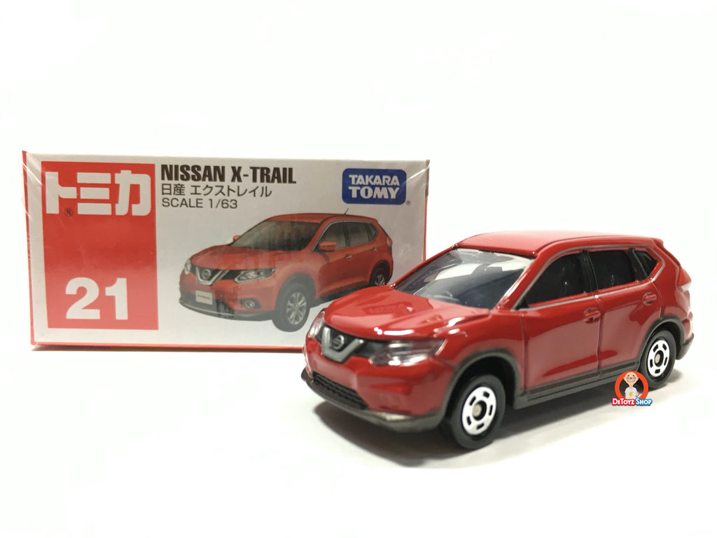 Tomica Regular Nissan X-Trail