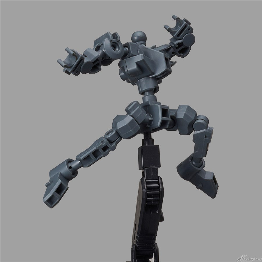 SD Gundam Cross Silhouette Cross Silhouette Frame [Gray]