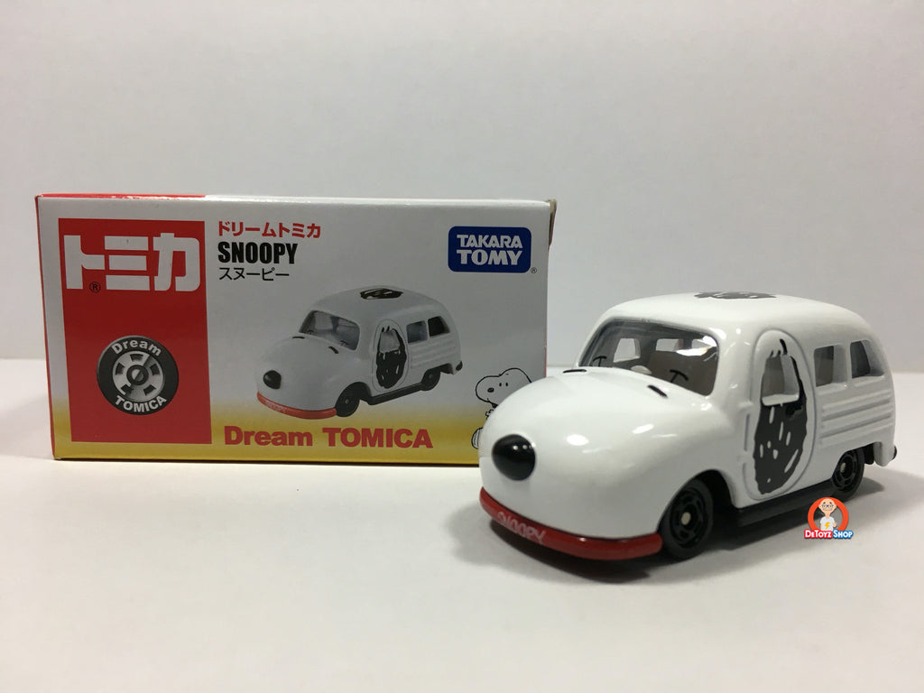 Dream Tomica Snoopy