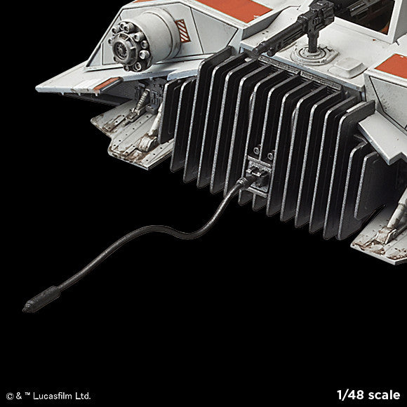 1/48 & 1/144 Snow Speeder Set