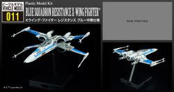 [Pre-Order] 011 Blue Squadron Resistance X-Wing Fighter [ETA Oct'17]