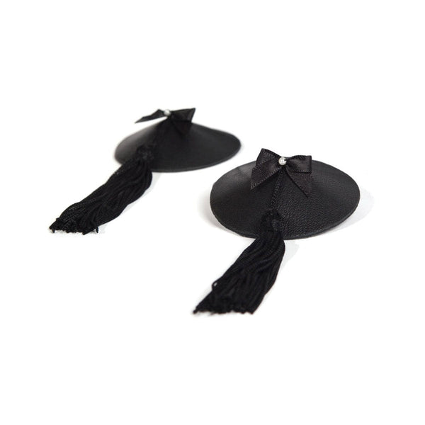Bijoux Indescrits Burlesque Pasties Black