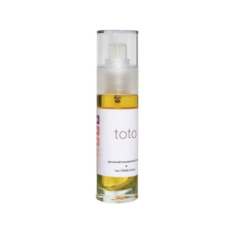 Toca TOTO Organic Lube 30ml CBD 200mg [79716]