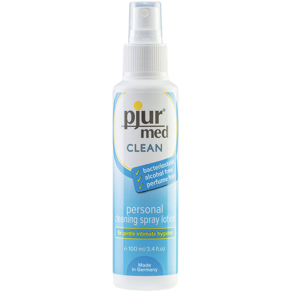 Pjur Med Clean Bottle 100ml [82801]