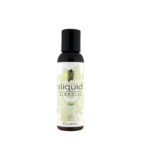 Sliquid Organics Silk 2oz