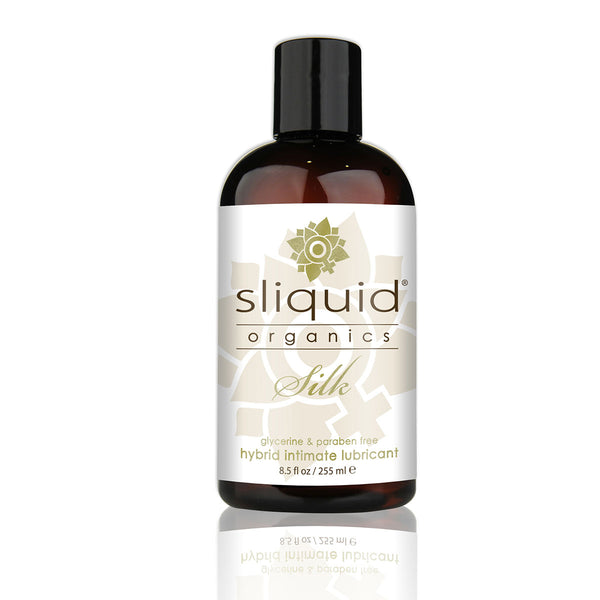 Sliquid Organics Silk 8.5oz [84529]