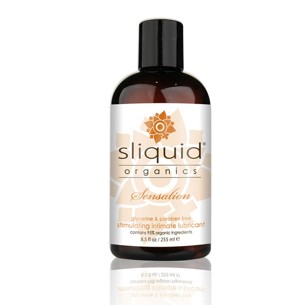 Sliquid Organics Sensation 8.5oz [84531]