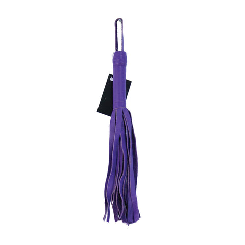 Soft Flogger 12 - Purple [936P]