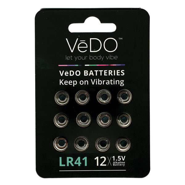 VeDO LR41 Batteries [99960]