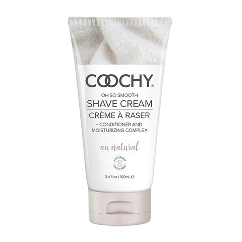Coochy Shave Cream 3.4oz - Au Natural [A01806]