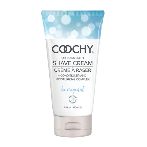 Coochy Shave Cream 3.4oz - Be Original [A01810]