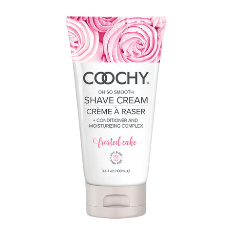 Coochy Shave Cream 3.4oz - Frosted Cake [A01814]