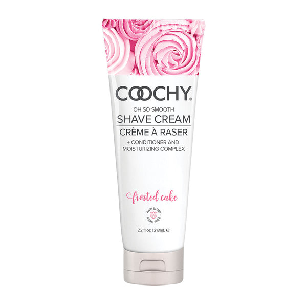 Coochy Shave Cream 7.2oz - Frosted Cake [A01815]
