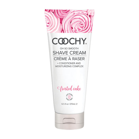 Coochy Shave Cream 12.5oz - Frosted Cake [A01816]