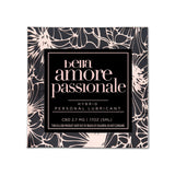 Bella Amore Passionale 0.17oz Hybrid Lubricant Pillow Packs 2.7mg CBD - 100pc [A03250]