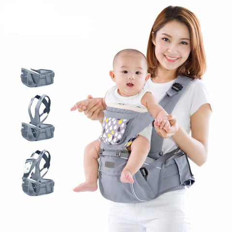 Hip Seat Baby Carrier - Bubs Factory