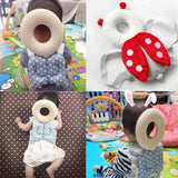 Cute Baby Newborn Head Back Protector Safety Pad Harness
