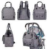 Baby Diaper Bag Backpack - Bubs Factory
