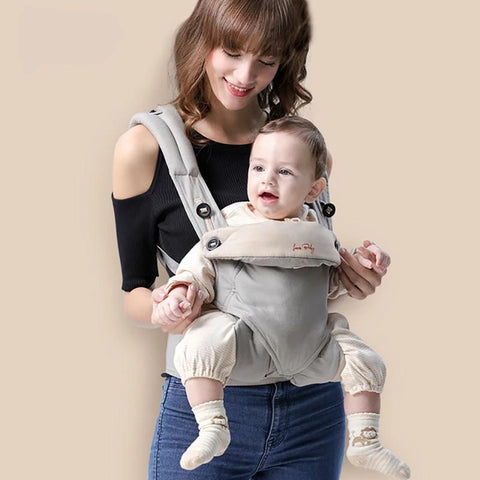 Ergomarster™ New Released kangaroo  Style Ergonomic Baby Carrier - Bubs Factory