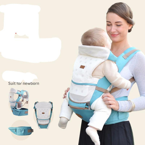 New Ergonomic Baby Carrier - Bubs Factory