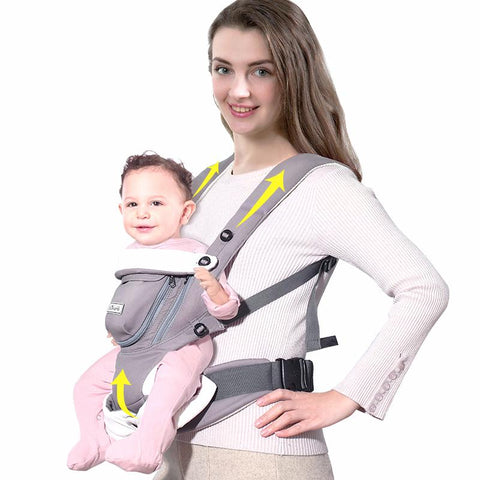 HighQuality  Ergofam™  - Ergonomic Baby Carrier - Bubs Factory