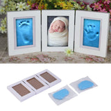 Photo Frame with Hand & Foot Print - Bubs Factory